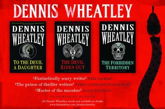 Dennis Wheatley ad A6